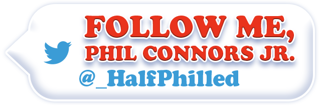 Follow me, Phil Connors Jr. @_HalfPhilled